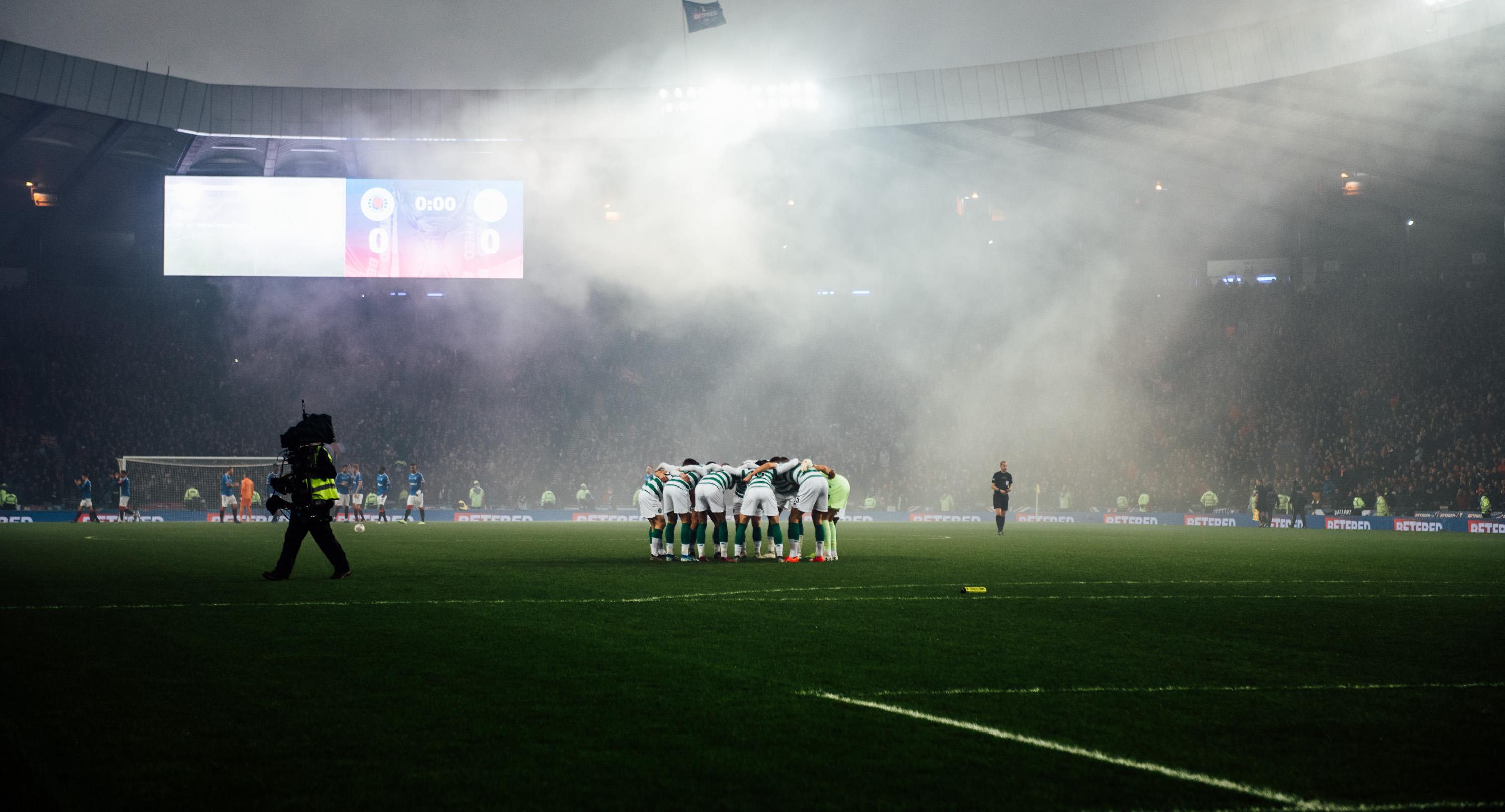 Celtics Rangers Cup Final